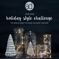 Accent Decor: Join Our Holiday Instagram Challenge Minimal Christmas Modern Holiday Decor Instagram & 41 best MODERN HOLIDAY DECOR images on Pinterest | Christmas crafts ...