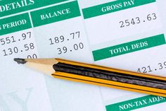 Payroll taxes calculation