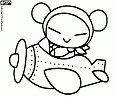 Coloring page  4 Kids Coloring Pages  Pinterest