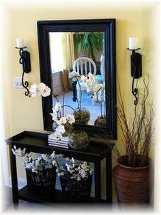 like this for an entryway