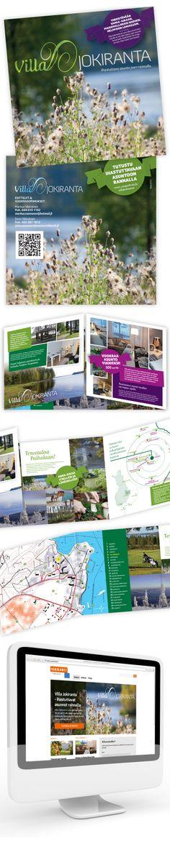 Asiakas: Mestarinikkarit Avainsanat: ilme, graafinen suunnittelu, esitesuunnittelu, verkkosivuston suunnittelu