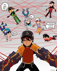 No photo description available. Galaxy Movie, Boboiboy Galaxy, Anime Galaxy, Boboiboy Anime, Anime Love, Anime Art, Pokemon Comics, A Comics, Cartoon Movies