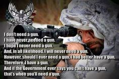90 Miles From Tyranny : When You Need A Gun, It's Too Late To Get A Gun..