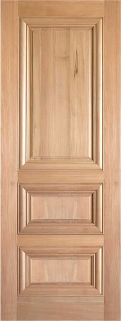 Rustic Wood Interior Doors all panel solid wood interior door - stained - this is an elegant