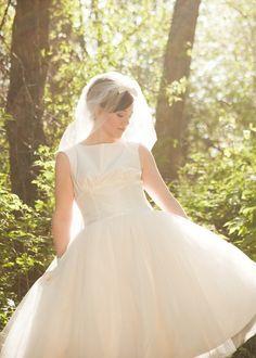 replica of audrey hepburn's wedding dress in funny face