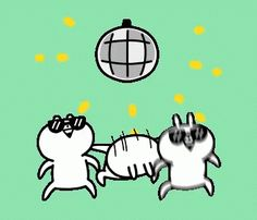 Usagyuuun Usagyuuun_sticker GIF - Usagyuuun Usagyuuun_sticker Disco - Descubre & Comparte GIFs Meme Characters, Fictional Characters, Icon Gif, Gifs, Drawing Practice, Kawaii Anime Girl, Toot, Cute Gif, Derp