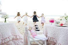 High Tea On The Beach Party