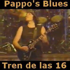 Acordes D Canciones: Pappo's Blues - Tren de las 16 (en SOL)