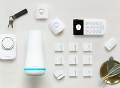 Keep an eye on what matters most with this wireless SimpliSafe security system. This SimpliSafe security system continues working for 24 hours when the power fails for added protection. Best Home Security System, Home Security Tips, Wireless Home Security Systems, Security Companies, Security Alarm, Security Surveillance, Safety And Security, Security Products, Surveillance System