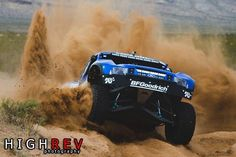 Dan McMillin makes a great run taking 3rd overall in the Mint 400! #BuiltFordTough
