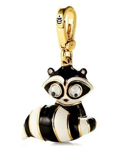 Raccoon - Juicy Couture charm