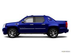 Cadillac Escalade EXT in Xenon Blue Metallic