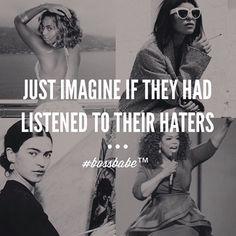 #BOSSBABE™ Beyonce, Sophia Amoruso, Freida Kahlo, Oprah
