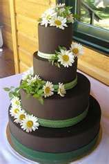 Wedding Inspirations: Green and Brown Wedding