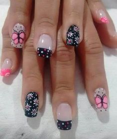 Nails Design, Amanda, Beauty, Home Organization Tips, Finger Nails, Outfits, Nails With Stripes, Neon Yellow, Lace Nails