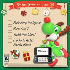 Nintendo Family of Systems – Official Site – Handheld Video Game Systems Funny Christmas Wallpaper, Nintendo Switch System, Handheld Video Games, Nintendo 2ds, Super Mario Brothers, Some Games, Mario Party, Latest Games, Christmas Humor