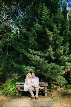 PeDee + Marisa | An early morning Forest Engagement Session