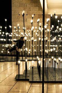 LEDscape, Lisbona, 2012: