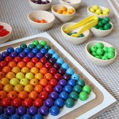 Farbenkreis Materialien - Höller Spiel Cube, Health, Food, Babys, Seasons Kindergarten, Felt Tree, Learning Games, Felting, Foods