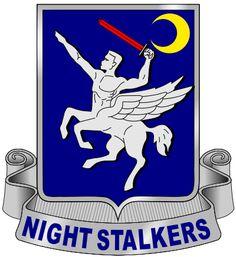 160th SOAR emblem. 160th Special Operations Aviation Regiment distinctive unit insignia.