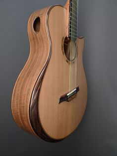 New Indian Hill Grand Concert - Acoustic Guitar - Indian Hill Grand Concert Acoustic Guitar Guitar Art, Music Guitar, Cool Guitar, Archtop Guitar, Acoustic Guitars, Homemade Instruments, Learn To Play Guitar, Guitar Building, Beautiful Guitars