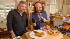 Chicken cordon bleu- Hairy Bikers