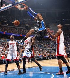 Dwight Howard - The Real Superman. Stuffing the Heat