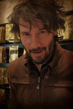 January 2017 Nice pic Sir Messed hair, love it