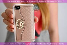 gucci wallet iPhone 4/4S/5, Samsung S4/S3/S2 cover cases | sedoyoseneng - Accessories on ArtFire