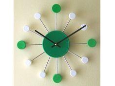 relojes con tapones de plástico