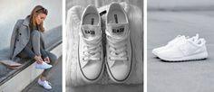 Weiße Sneaker: Sie s
