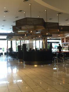 Cafe Baci at Crown Casino.