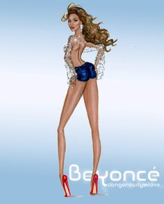 Beyoncé Eras Collection by Yigit Ozcakmak: Dangerously in Love