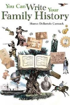 Write your family history. I've written 5 genealogy books..it's really not that difficult. ;p