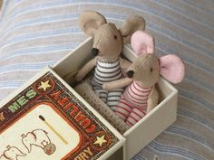 Newborn Mice | original maileg mouse