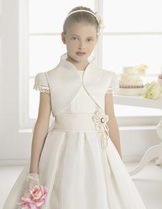 Dresses Kids Girl, Little Girl Dresses, Flower Girl Tutu, Flower Girl Dresses, Kids Gown, Girls Blouse, Communion Dresses, Wedding With Kids, Petite Dresses