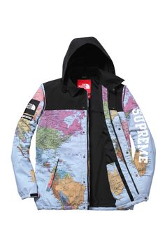 Check Out Supreme x The North Face 2014 Spring/Summer Collection bought @ SUPREME LONDON