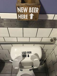My local brewerys bathroom.