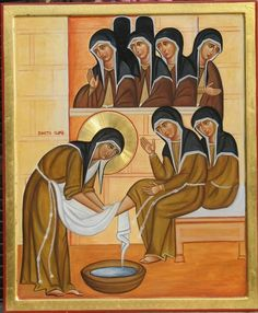 August 11: St. Clare of Assisi