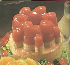 Bad and Ugly of Retro Food: All your coronary woes end HERE Scary Food, Gross Food, Weird Food, Retro Recipes, Vintage Recipes, Vintage Food, Kitsch, Food Pictures, Dishes