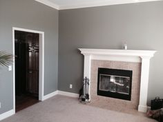 cumberland fog behr paint color using this for main color. Black Bedroom Furniture Sets. Home Design Ideas