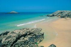 Erdeven plage guide touristique du Morbihan Bretagne
