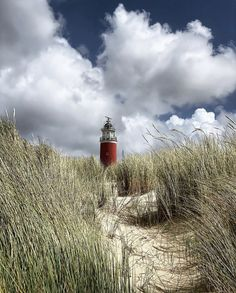 What A Wonderful World, Wonders Of The World, Lighthouse, Holland, Clouds, Landscape, Places, Outdoor, Traveling