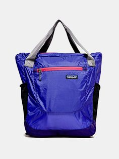 Patagonia Lightweight Travel Tote Backpack Necessities Products Spot Cleaner