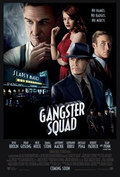 Gangster Squad<3<3