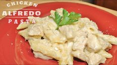 CHICKEN ALFREDO PASTA - EASY RECIPE. Try this recipe and I guarantee you will never order it at a restaurant again! Enjoy! DONT FORGET TO SUBSCRIBE.