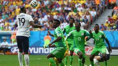 8avos: Francia 2 - Nigeria 0