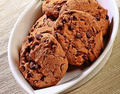Americké cookies Food And Drink, Homemade, Cookies, Food Ideas, Crack Crackers, Home Made, Biscuits, Cookie Recipes, Cookie