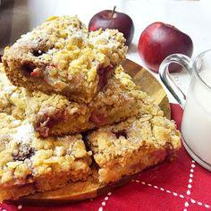 """Toidu- ja elustiiliblogi """"H for Home - toit ja ilusad asjad"""": Pehme ja purune kodune õuna-vaarika kook!"""
