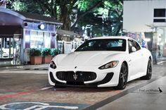 Maserati MC Stradale Bianca